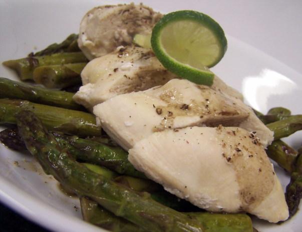 Lime pepper chicken recipe