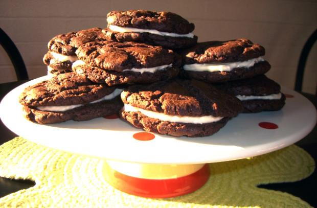 Recipe homemade oreo cookies