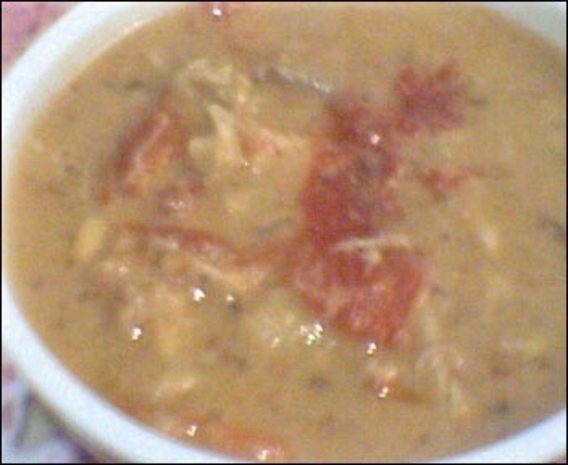 Olive Garden Pasta Roma Soup