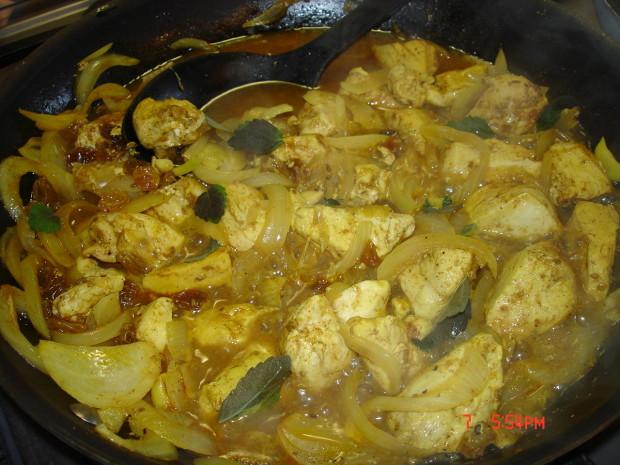 Easy chicken tagine recipe