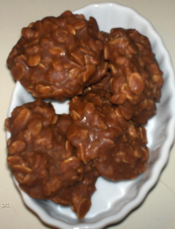 Chocolate Oatmeal No-Bake Cookies Recipe - Food.com