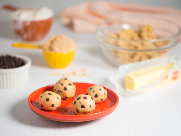 Cookie dough truffle recipe uk