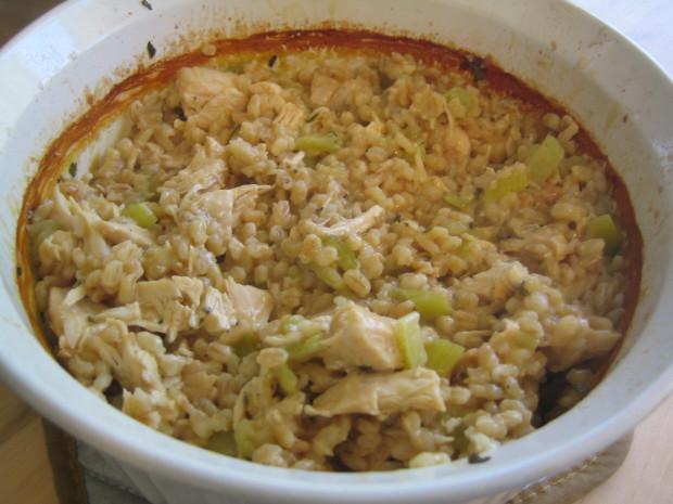 Barley casserole recipes easy