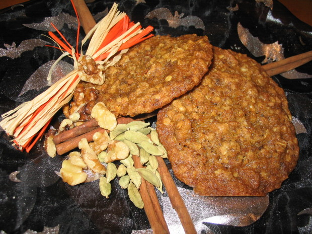 Toasted oatmeal cookie recipe