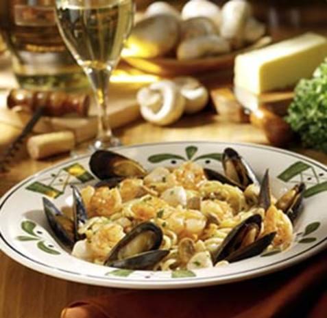 Copycat Olive Garden Seafood Portofino