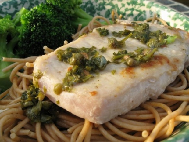 Pork piccata sauce recipe
