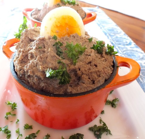 Jewish chopped chicken liver recipes