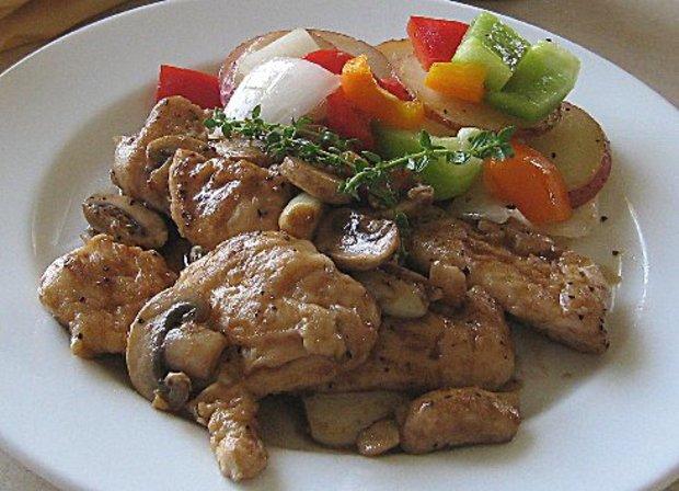 Chicken Marsala (Olive Garden   Official Recipe)
