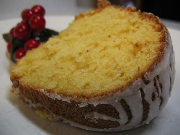 Christian Brothers Cream Sherry Cake