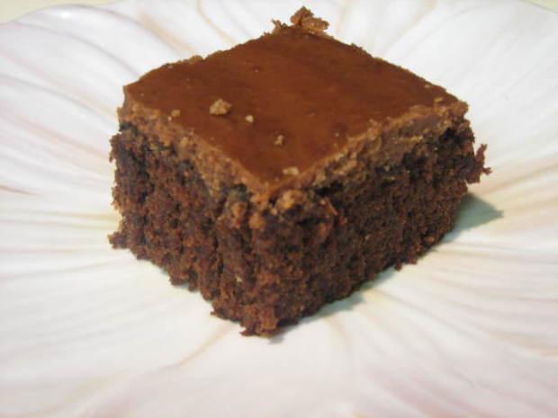 Grandmas Chocolate Syrup Brownies Recipe - Baking.Food.com