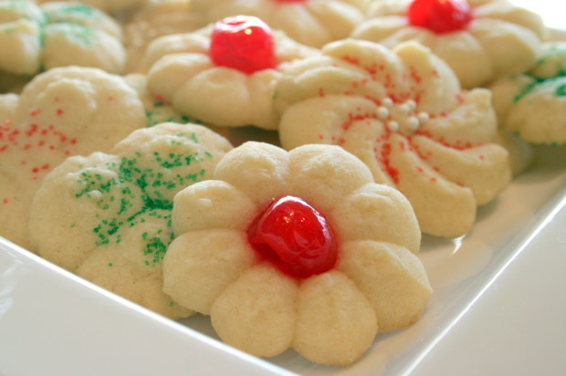 Gourmet magazine butter cookie recipe