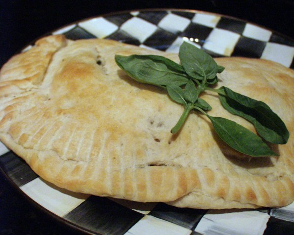 Spinach And Feta Calzone Recipe - Food.com