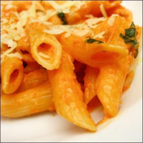 Vodka cream pasta sauce recipes