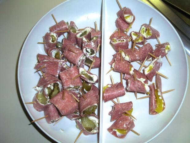 easy pickles-in-a-blanket appetizers recipe - food