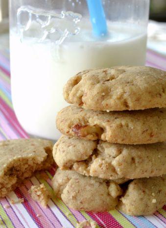 Butter pecan praline shortbread cookies recipe