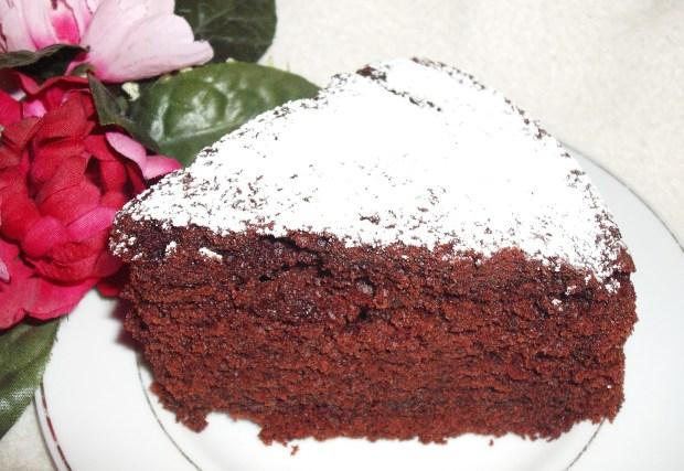 Basic chocolate sponge cake recipe uk