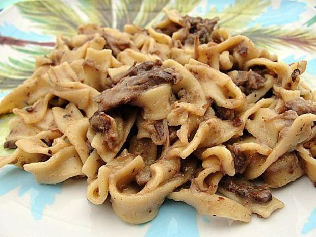 Crock Pot Beef And Noodles Recipe - Food.com