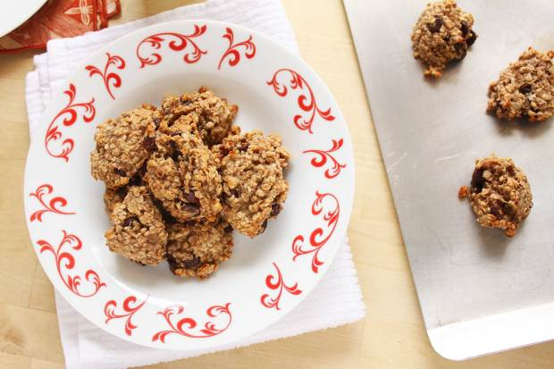 Healthy cookie recipes with bananas