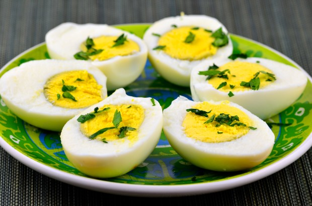Hard Cooked Eggs In The Oven Baked Eggs) Recipe - Food.com