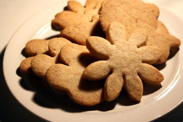 Wheat flour sugar cookie recipes