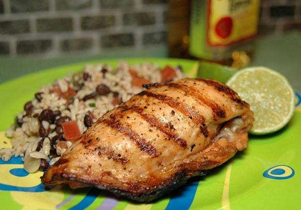 Chicken Tequila Lime Recipe