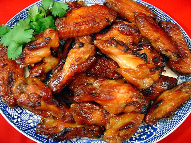how to break chicken wings