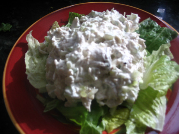 Chicken salad recipe tarragon dill