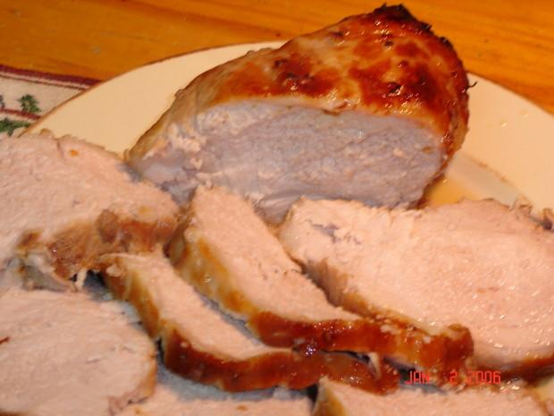 Pork tenderloin garlic marinade recipe