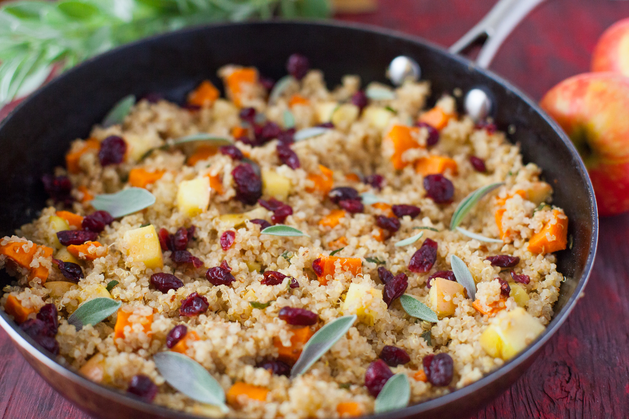 22 Creative Thanksgiving Salads