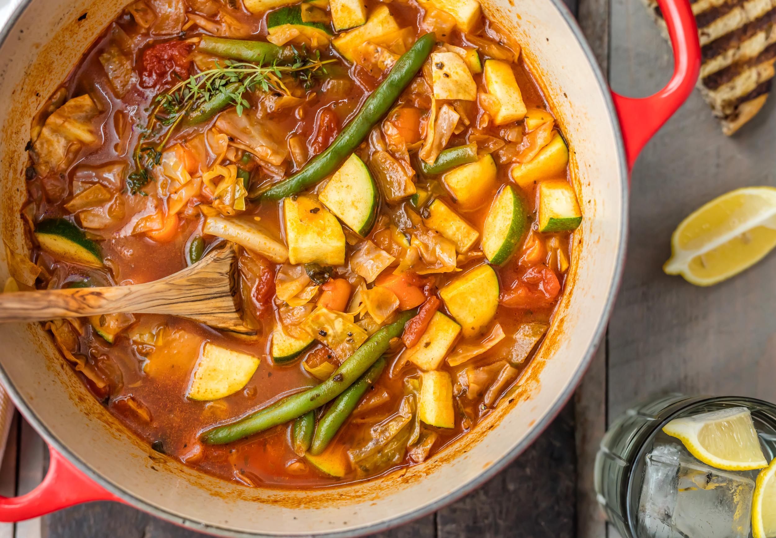 Jerk turkey slow cooker soup from weight watchers recipe - Cuisine weight watchers ...