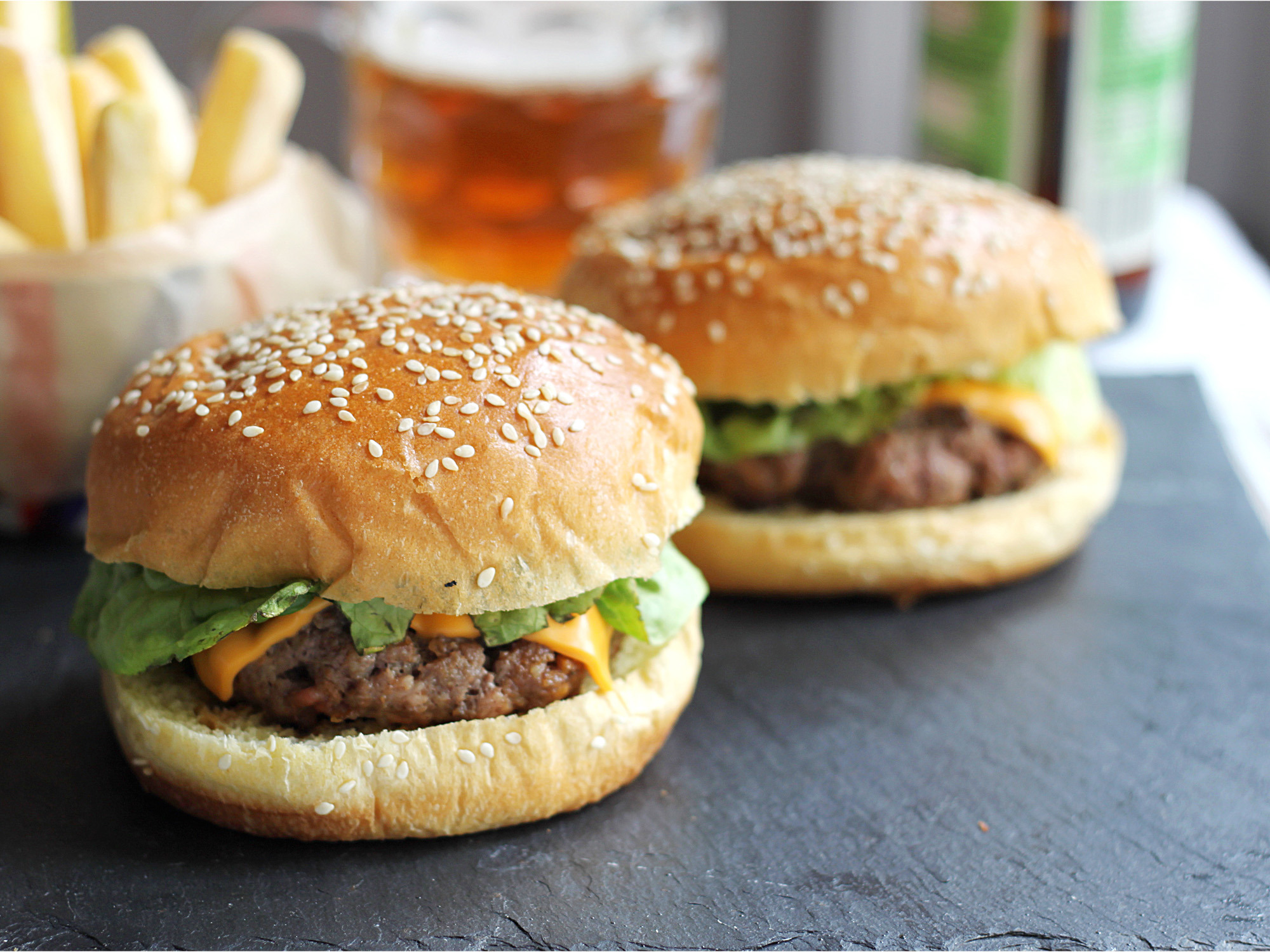 gordon ramsays ultimate burger recipe genius kitchen