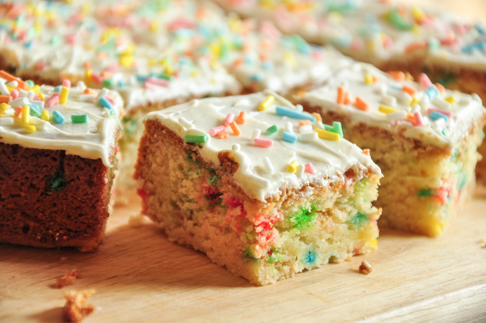 19 Birthday Cake-Flavored Treats
