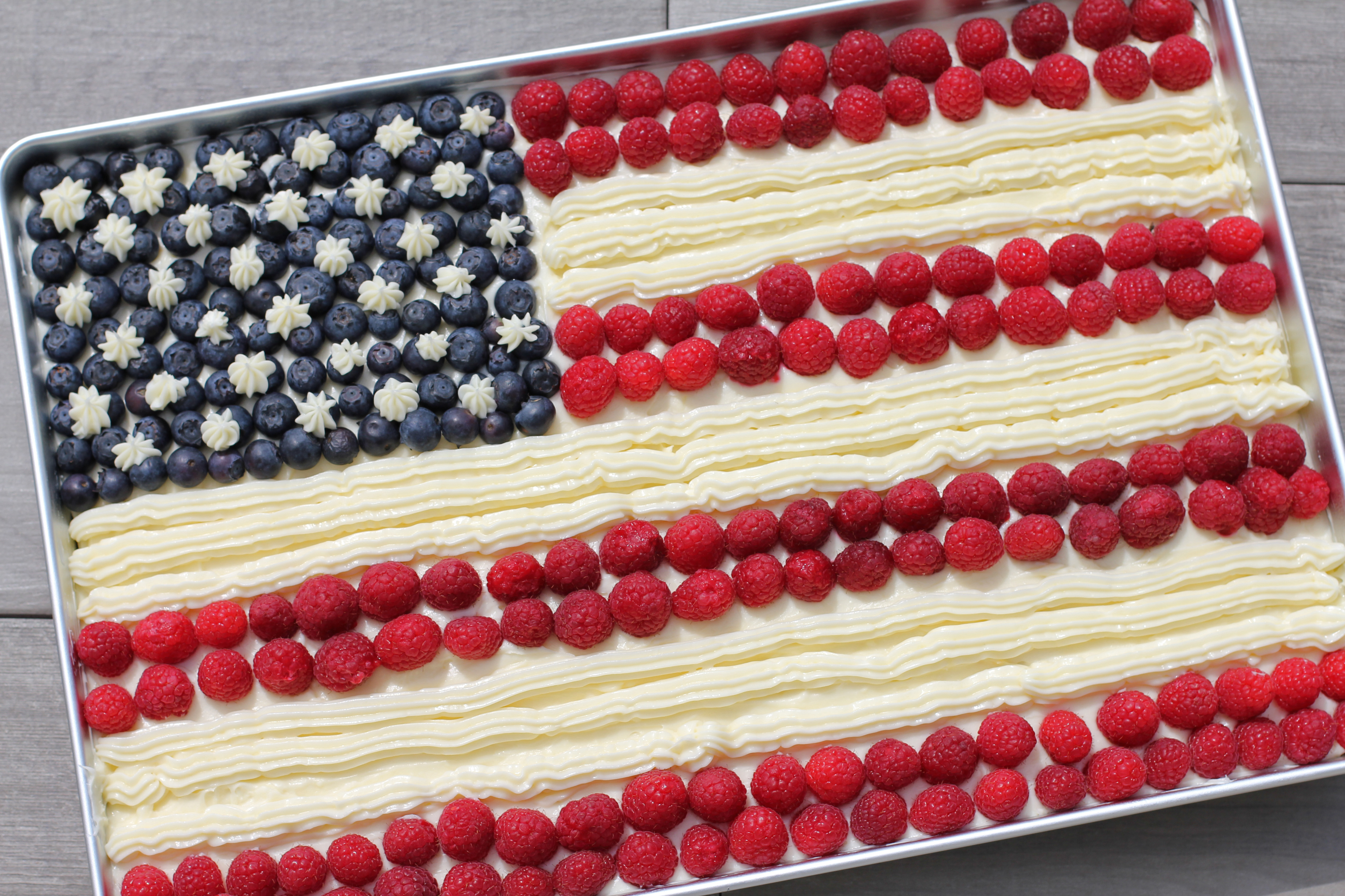 Patriotic Party Picks: Red, White & Blue Recipes