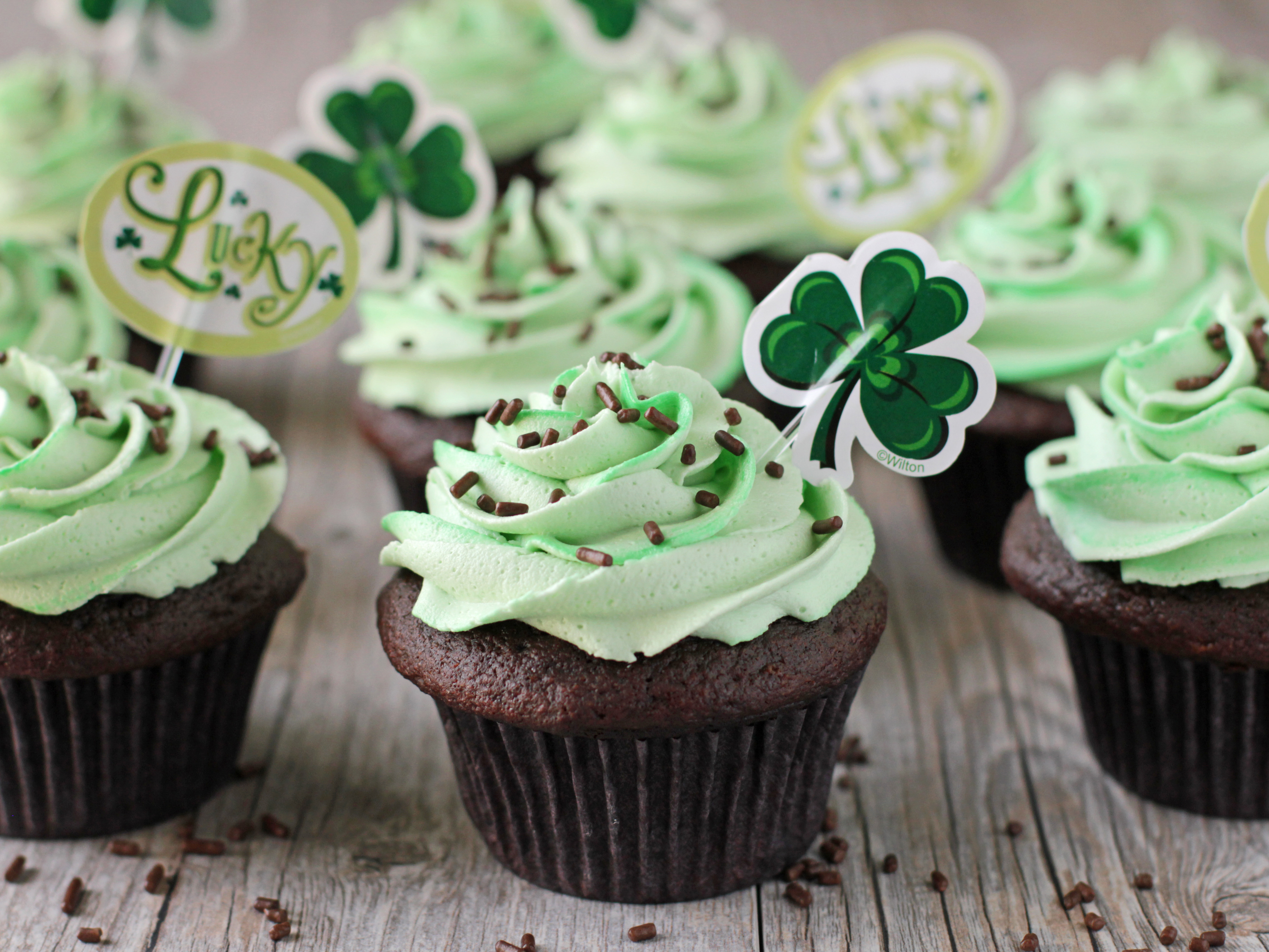 38 Green Treats for St. Patrick's Day