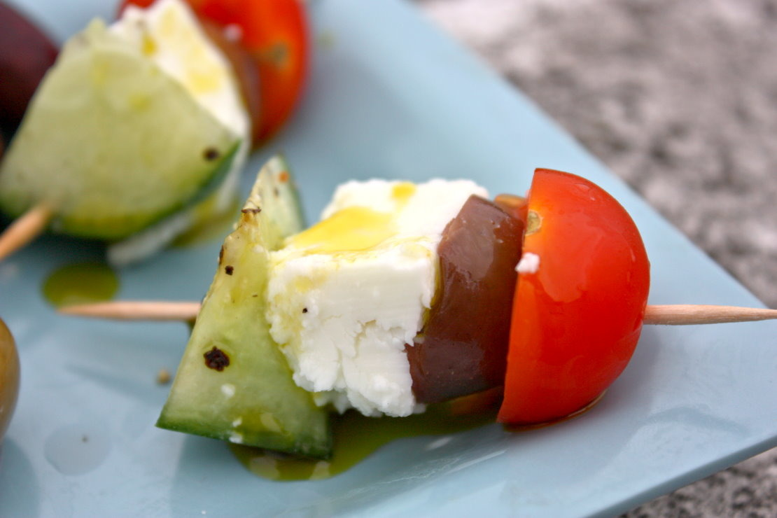 Easy Appetizers: 15 Summer Party Picks