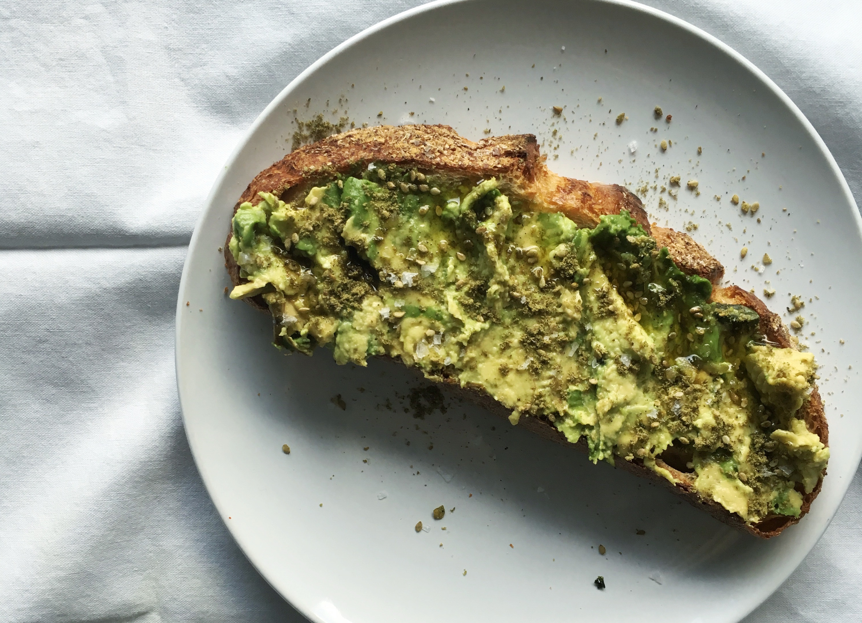 19 Breakfast Toasts for Better Mornings