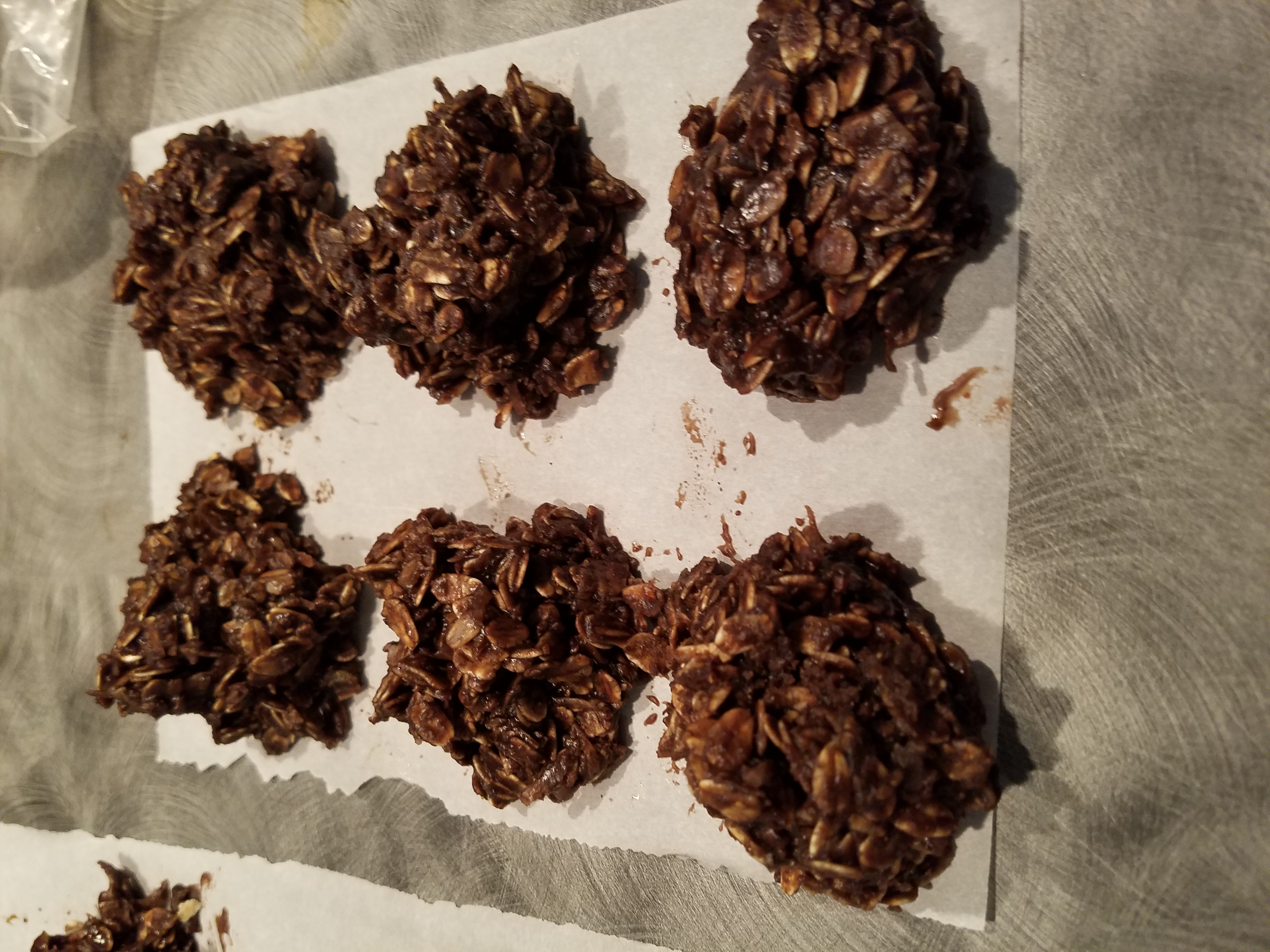 No-Bake Chocolate Oatmeal Cookies Recipe - Food.com