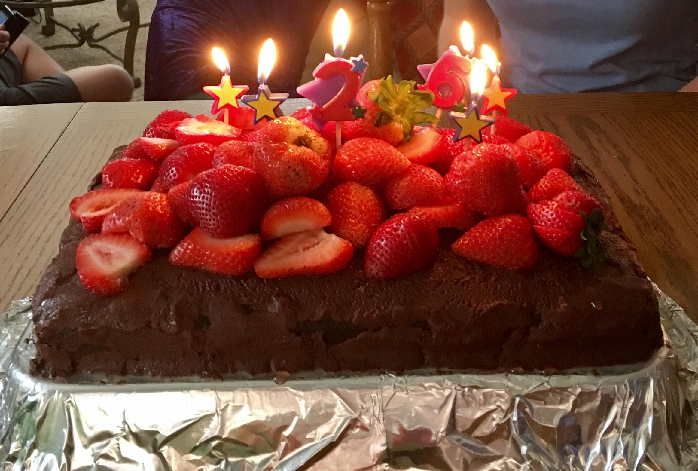 Dark Chocolate Cake Recipe - Food.com