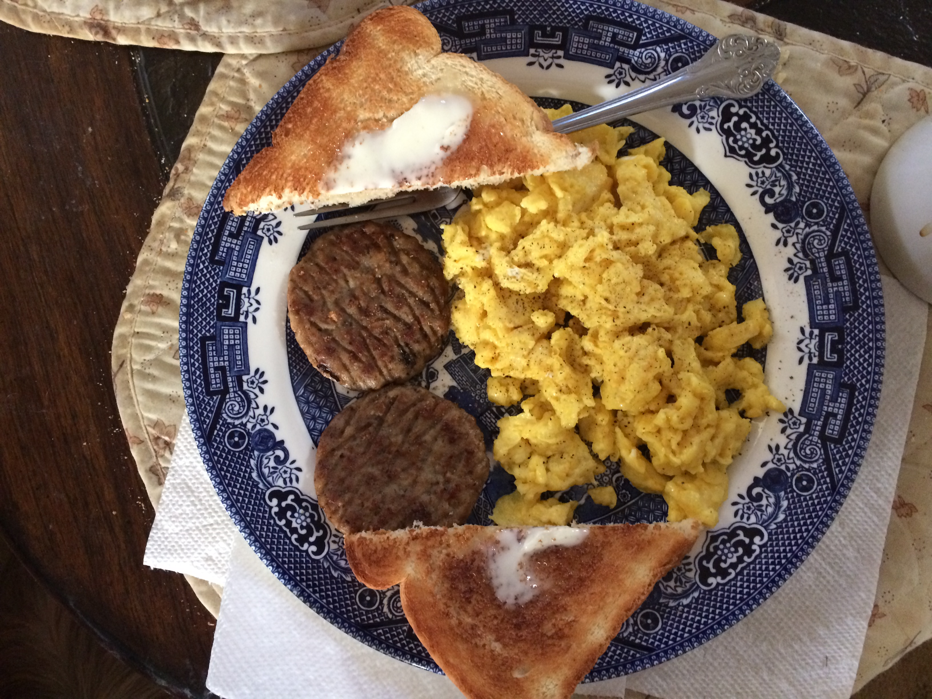 Kittencals Fluffiest Scrambled Eggs Recipe - Food.com