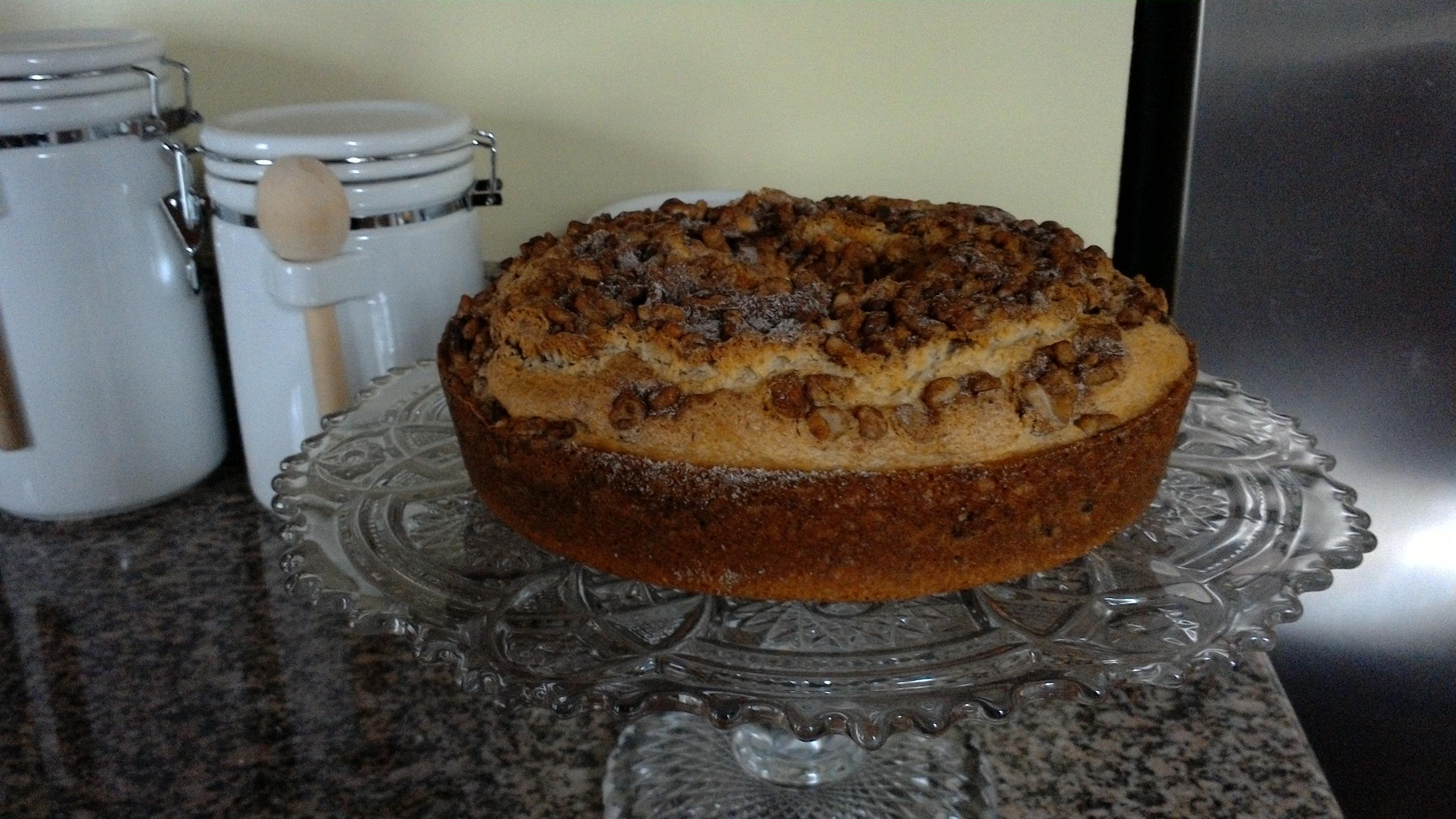 Cinnamon Sour Cream Coffee Cake Recipe - Food.com