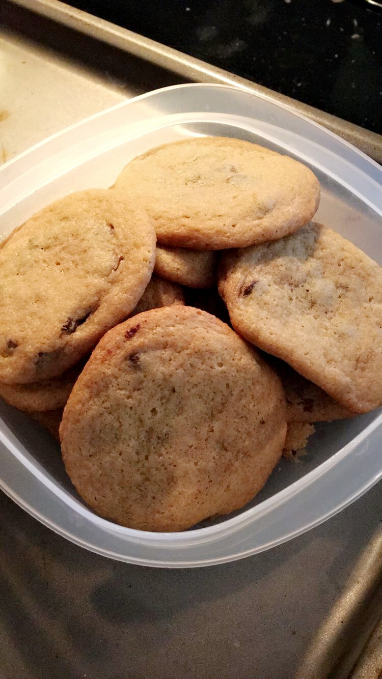 Nestle Toll House Chocolate Chip Cookies High Altitude) Recipe ...