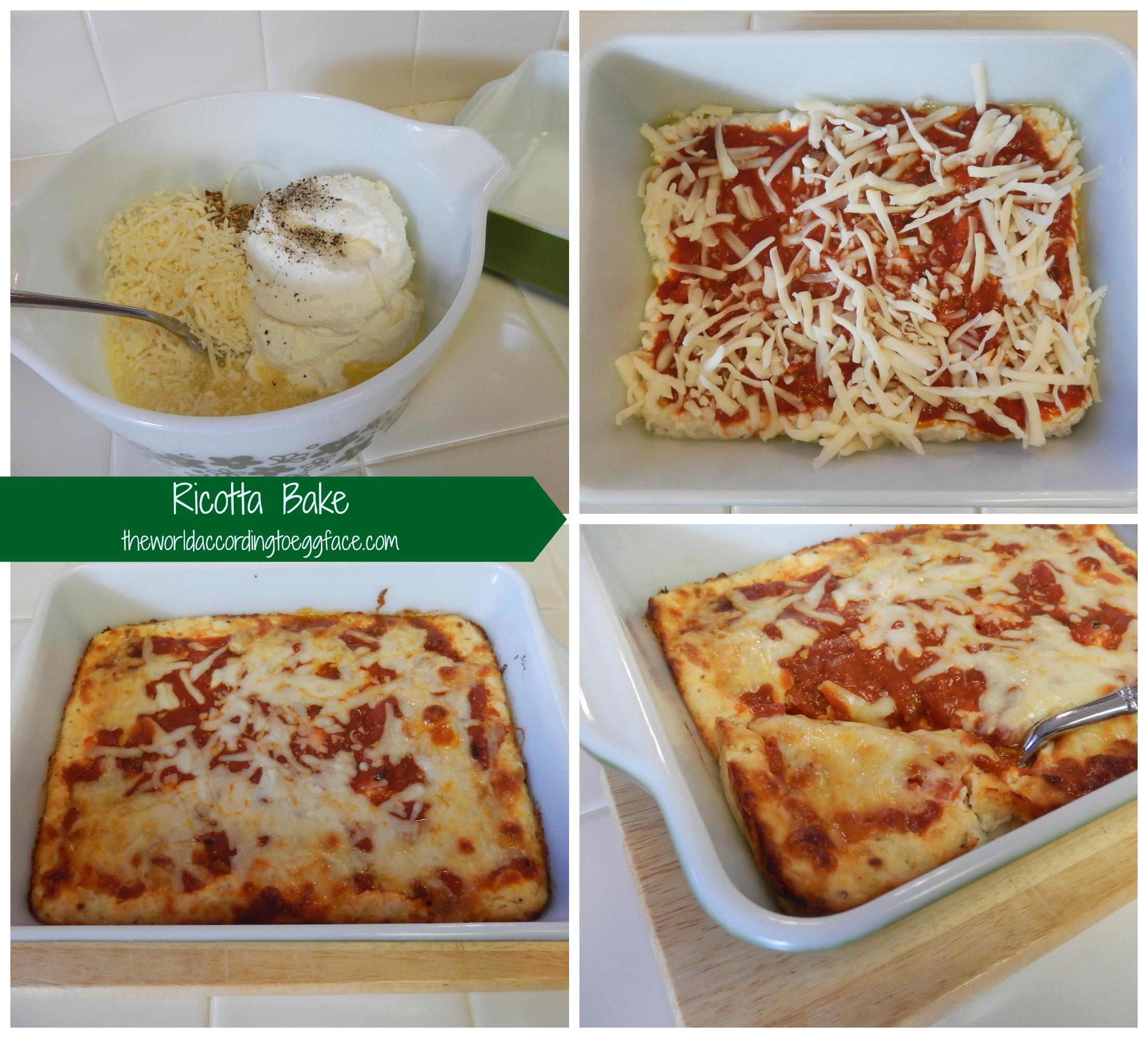 Shellys Baked Ricotta Recipe - Genius Kitchen