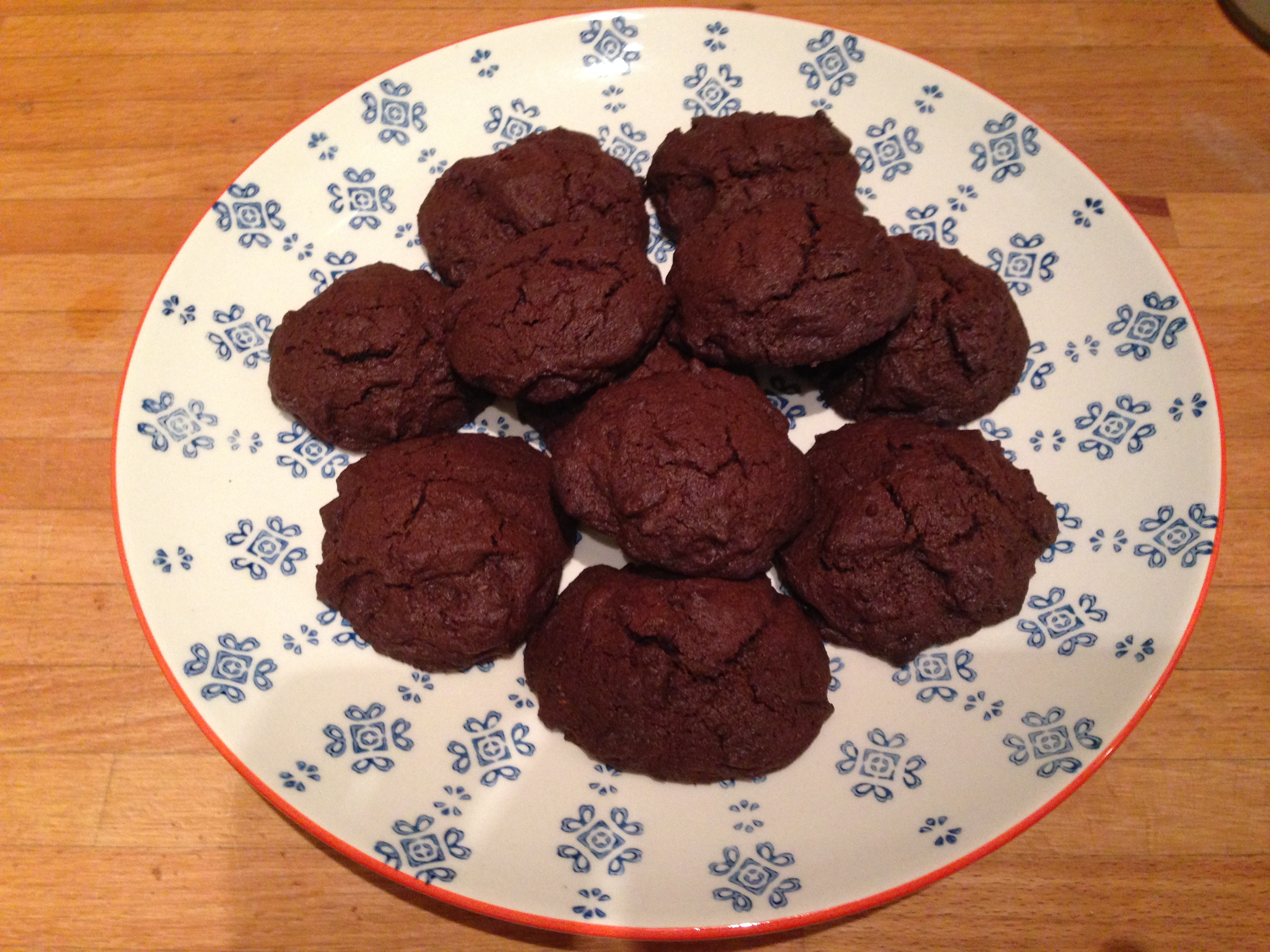 Chewy Chocolate Cookies Recipe - Food.com