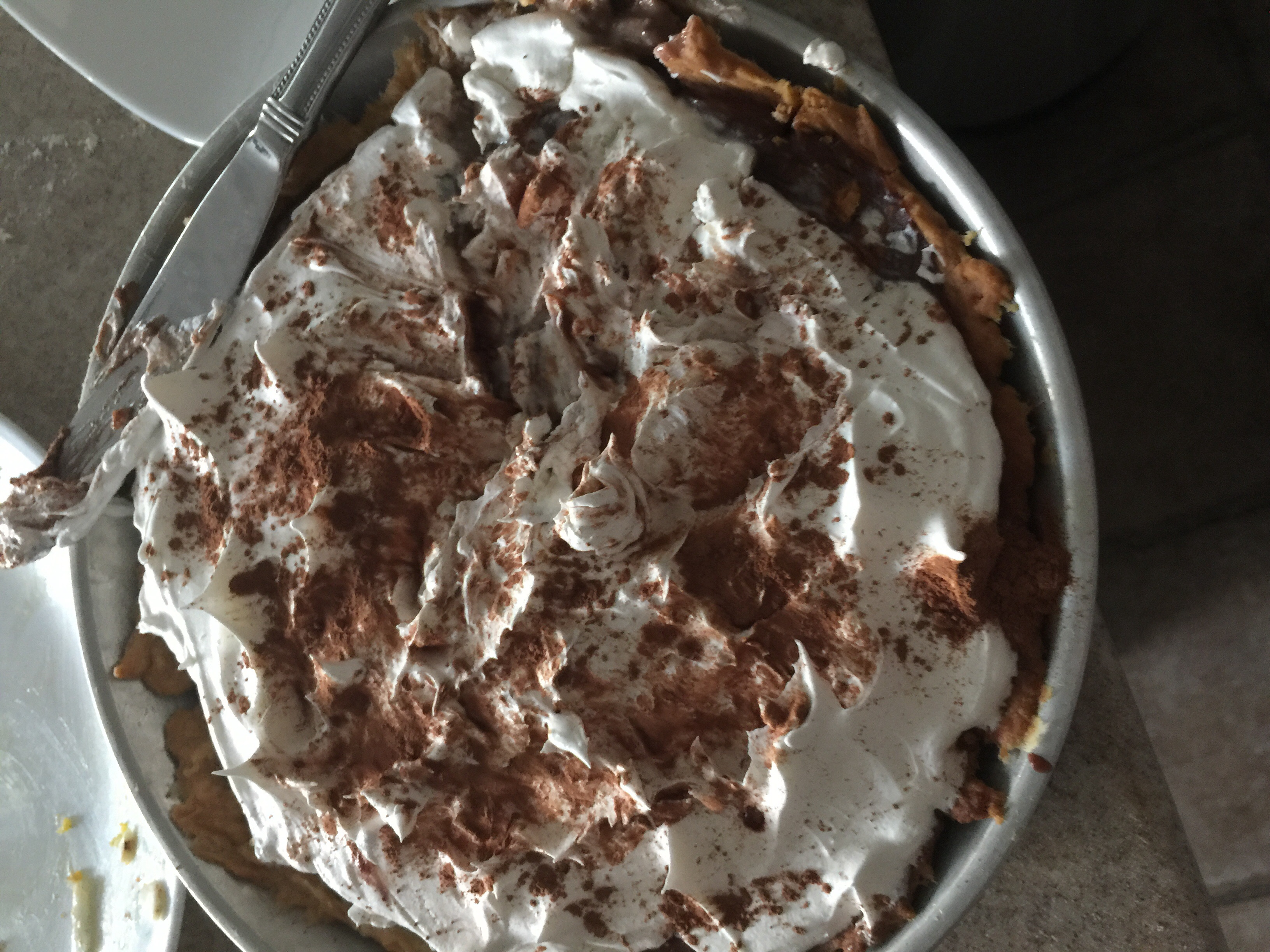 My Grandmas Chocolate Pies Recipe - Food.com