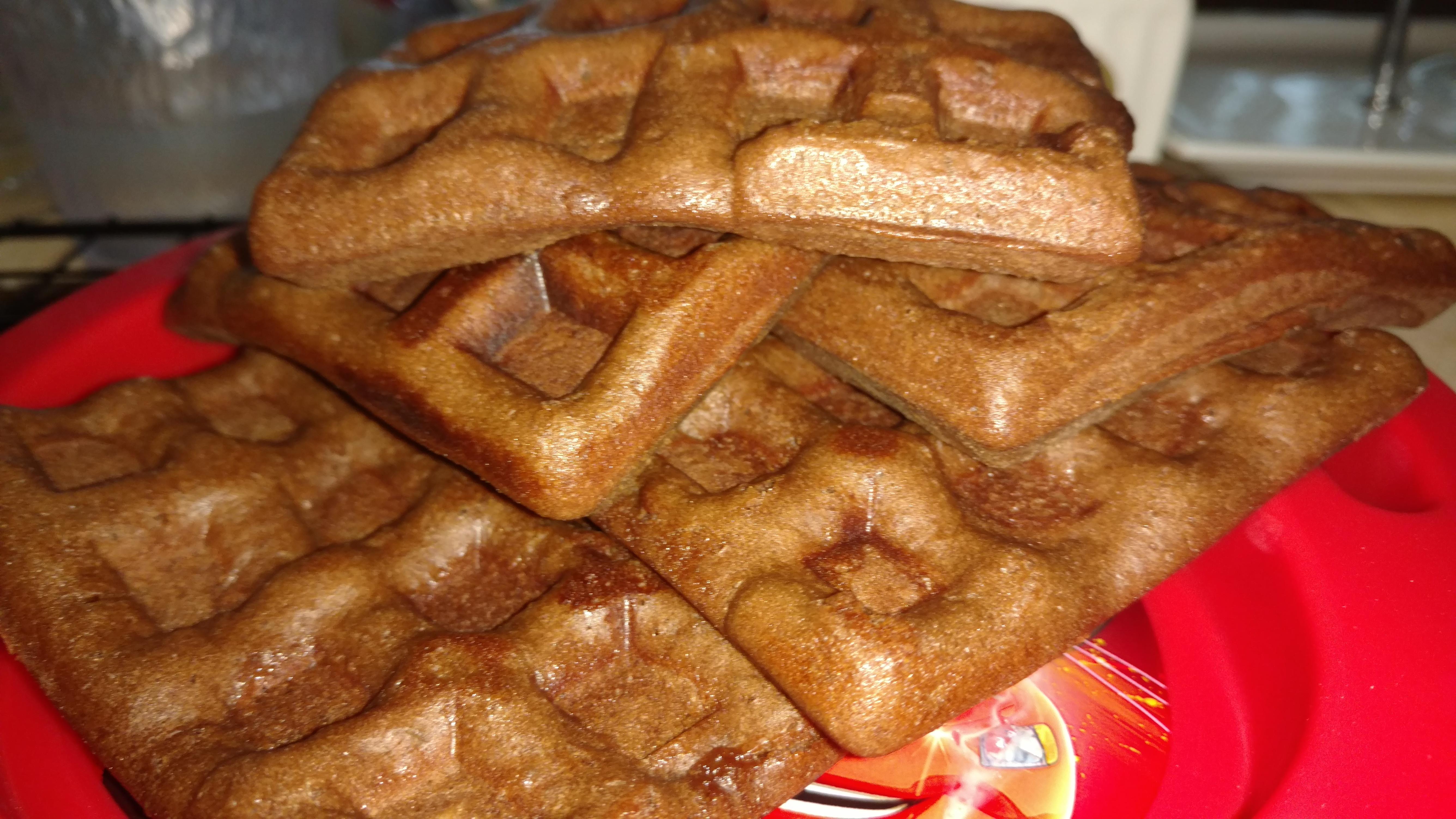 Wonderful Chocolate Waffles Recipe - Food.com