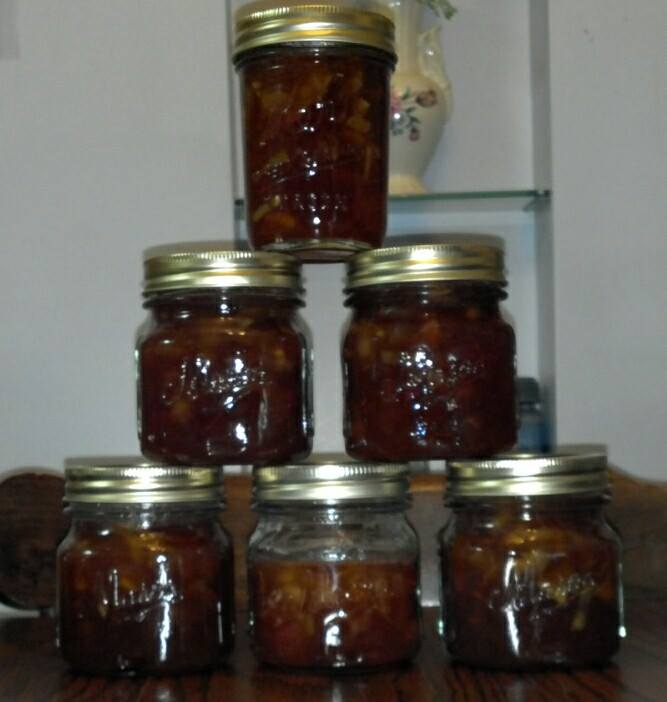 Best Apple Pie Jam Recipe