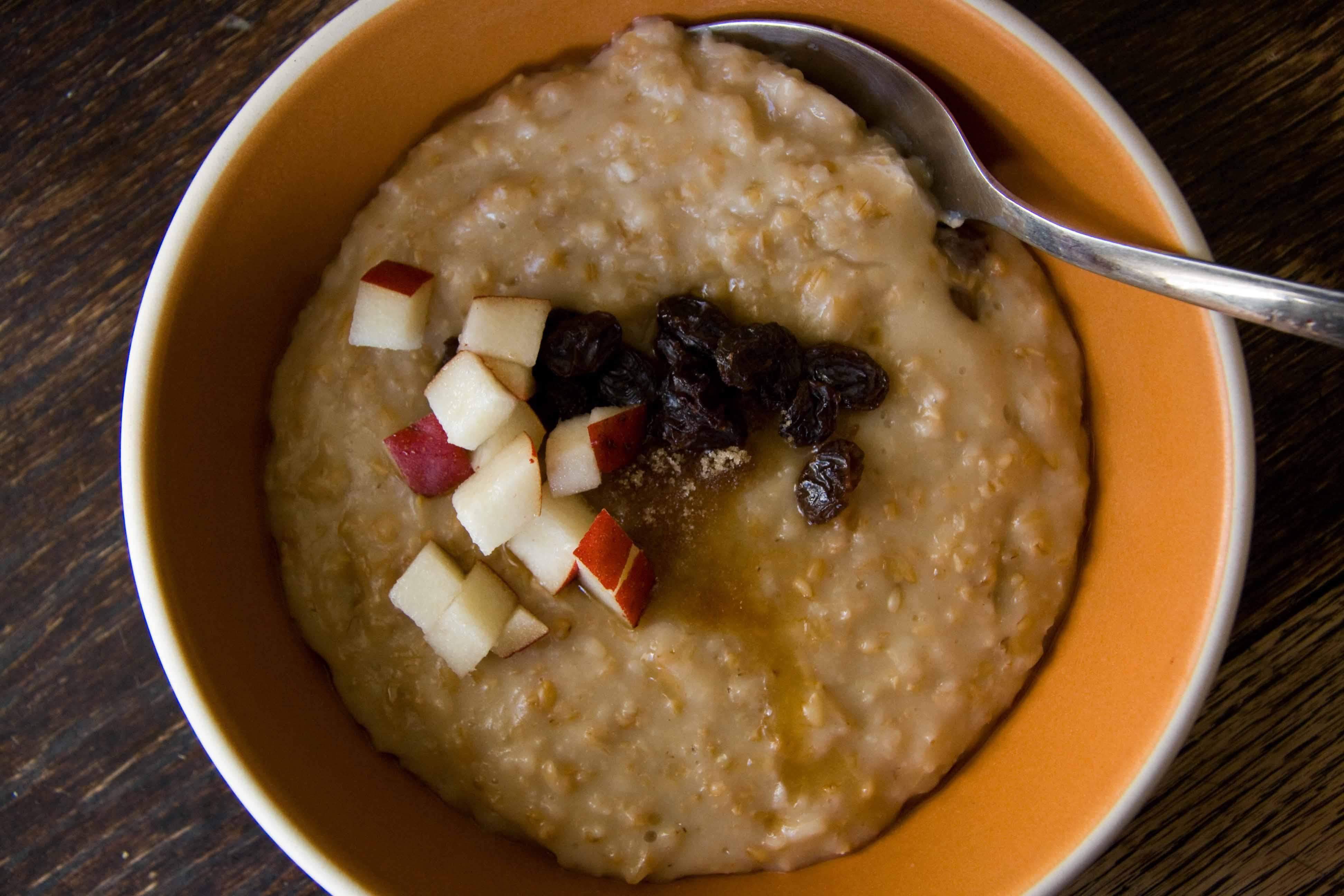 Steel Cut Oatmeal for the Crock Pot