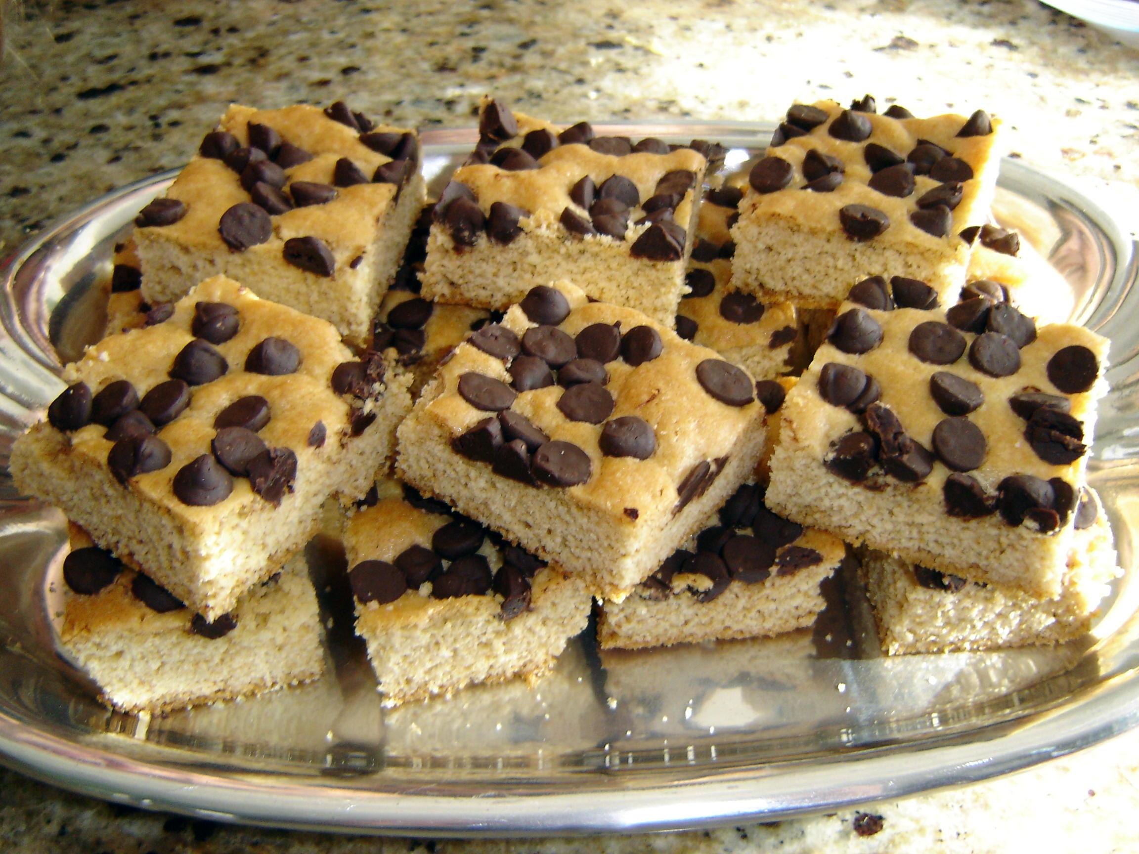 Bisquick Chocolate Chip Bars Recipe