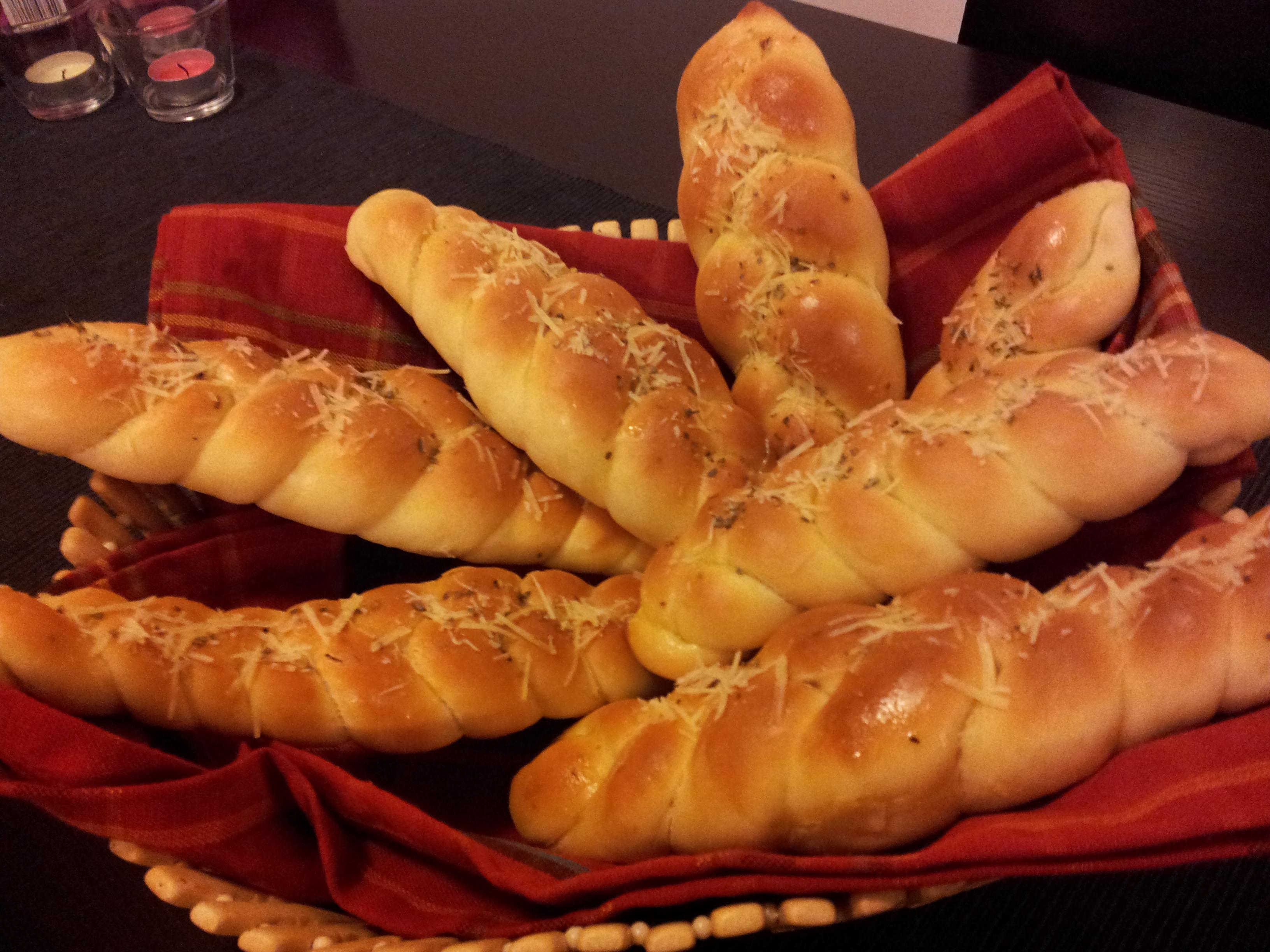 Soft Italian Breadsticks (Abm)