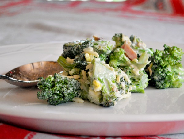 Marvelous Broccoli Salad!